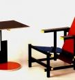 Красно-синий стул Ритвельда