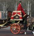 Кареты английской королевской семьи
