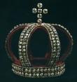 Венчальная корона династии Романовых