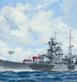 Крейсер «Адмирал Хиппер»
