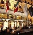 Интерьеры отеля «Плаза» в Нью-Йорке
