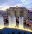 Интерьеры отеля Bellagio в Лас-Вегасе