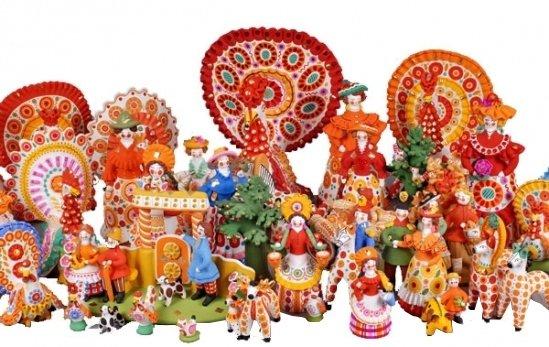 Легенды Дымковская игрушка d1ed2bf3d11f7e7a6f189af32a153713 l jpg
