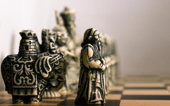 Шахматы в Древней Индии | Предания и легенды | 343x549