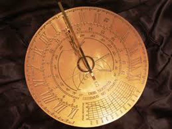 Часы в древности доклад 2383